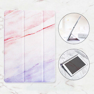 UK Ultra Slim Marble Smart Magnetic Case Cover For iPad Air 2 Pro 9.7 New iPad