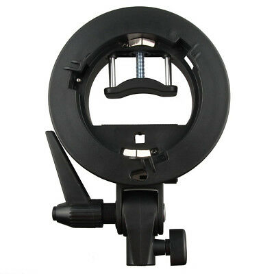 Godox S-type Bracket Bowens S Mount Holder for T+L Speed Ring Softbox Speed G4A5