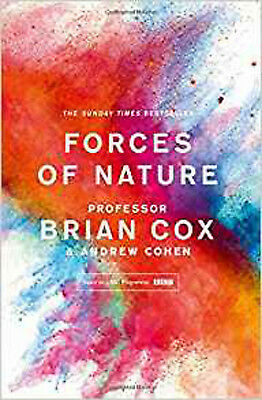 Forces of Nature, New, Cohen, Andrew, Cox, Professor Brian Book