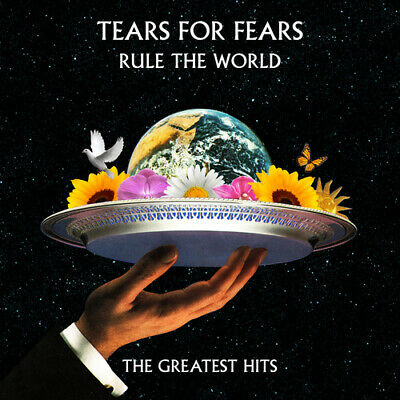 "Tears for Fears : Rule the World: The Greatest Hits Vinyl 12"" Album 2 discs"