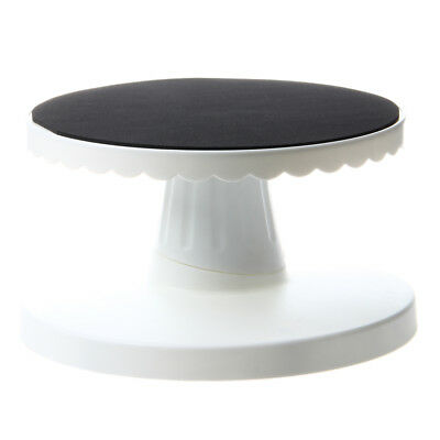 Rotating Revolving Cake Tilting Turntable Decorating Stand Platform C2F8