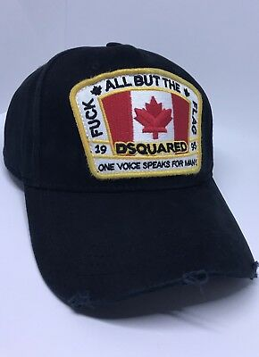 2017 New Dsquared2 Baseball Cap ( All But The Flag )