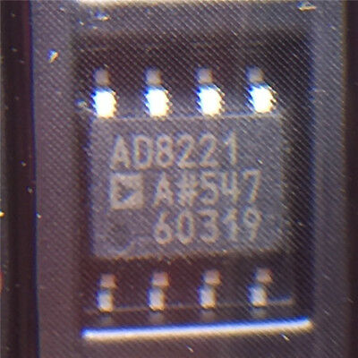 10PCS AD8532AN AD8532AR SOP8 Low Cost 250 mA Output Single-Supply Amplifiers