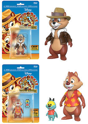 Funko Disney Afternoon ~ CHIP & DALE ACTION FIGURE SET ~ IN STOCK