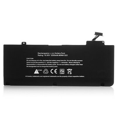 1 pcs Battery for Apple A1322 A1278 Macbook Pro 13 inch (Mid 2009 2010 2011 K8A0