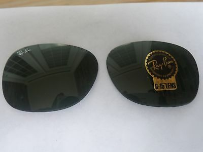 New Ray Ban Replacement lenses RB2132 Wayfarer 100% Authentic 55mm G-15