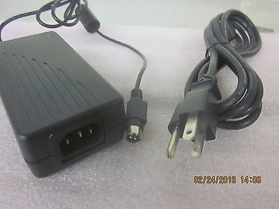 1 pc of 4-Pin AC Adapter EDAC EA1050A-120 DC Power Supply