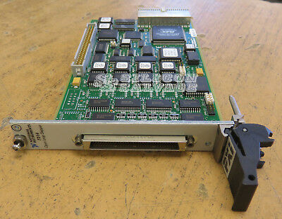National Instruments PXI-7314 Open Loop Stepper