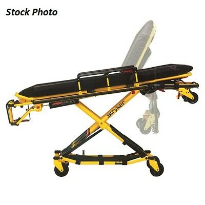 Stryker MX-Pro 650lb 6082 Ambulance Stretcher w/Straps Brake Gurney Cot