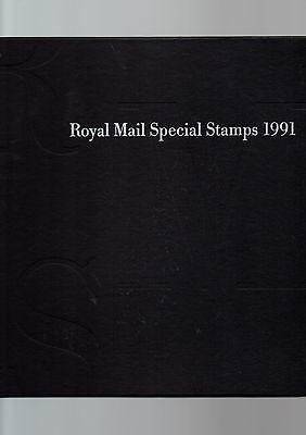 Royal Mail Special Stamps 1991
