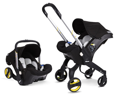 Brand new in box Doona car seat stroller in Night group 0+ birth to 13kg