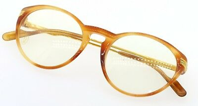 Cartier Paris new old stock new in box vintage faux tortoise shell frame glasses