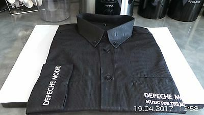 Depeche Mode Shirt-Music For The Masses (2) Long sleeve L, M. Last items.