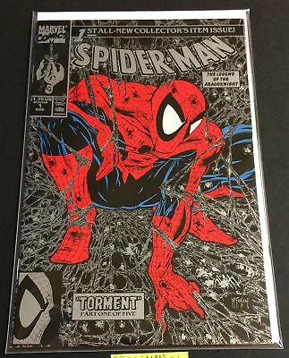 Spider-Man #1 NM+ PETER PARKER Homecoming Avengers MCFARLANE Marvel Comics