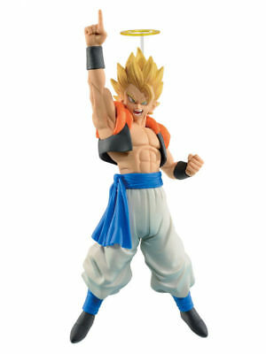 Banpresto - Dragon Ball Z Com Figuration Fusion Super Saiyan Gogeta Vol.1 Figure