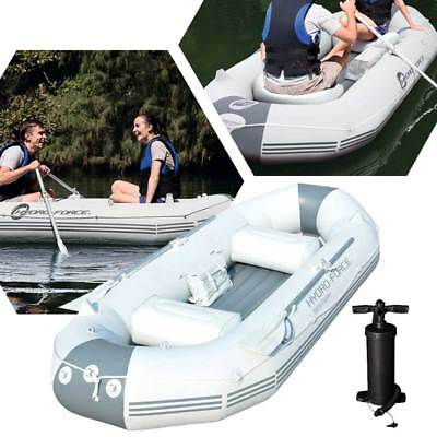 Bestway Inflatable Boat  2.91m x 1.27m x 46cm Hydro-force Marine Pro