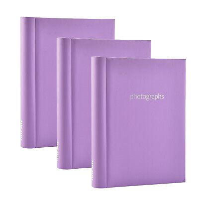 Self adhesive photo albums totaling 108 Sheets 216 Sides spiral album x 3