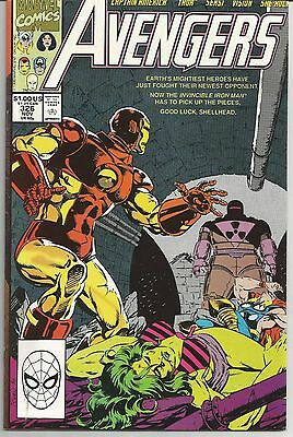 The Avengers #326 (Nov 1990, Marvel) First Appearance of Rage!