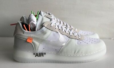 Air 11 Sneakers Us Off 1 Nike Force 12 White X Low Uk 8OnwX0Pk