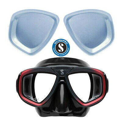 Scubapro 2018 New Version~ ZOOM EVO MASK ~ Free shipping