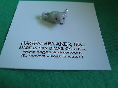 Hagen Renaker Baby New Mouse Figurine Miniature 0009 FREE SHIPPING NEW