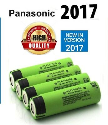 18650 3400mAh Rechargeable Battery NCR18650B Genuine Panasonic Vape Battery