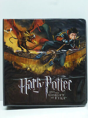 Harry Potter Goblet of Fire CC Binder Base Update Foils Box Toppers Promos