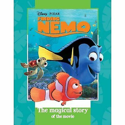 Magical story of the movie: Disney Pixar Finding Nemo by Disney Enterprises
