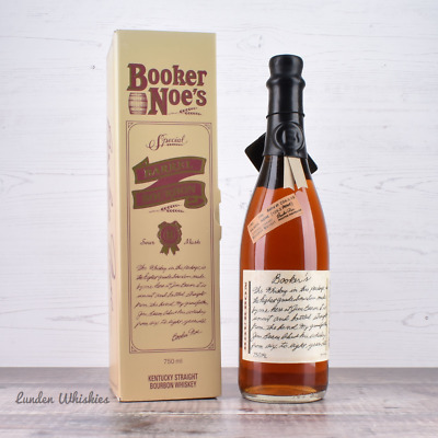 Booker's 7 Years 1 Month 2004 Old Bottling, Batch No. C04-J-19 Bourbon Whiskey