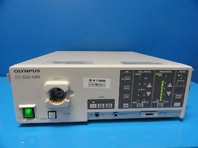 Olympus CLV-U20 EVIS Universal Light Source / Illuminator (Endoscopy)  ~13806