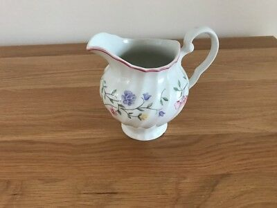 Summer Chintz Milk Jug Half Pint  Johnson Brothers