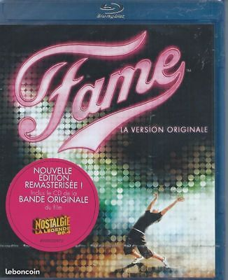 Blu Ray + CD FAME La Version Originale NEUF sous cellophane