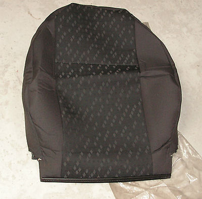 Ford Focus Front Seatback Cover (AC) 2 Way Finis Code 1068313 Genuine Ford Part
