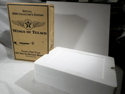 g WINGS OF TEXACO 1927 FORD TRI-MOTORED MONOPLANE 7th Special Edition