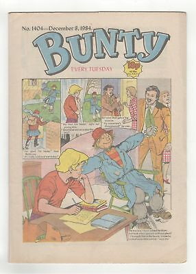 Bunty Comic - No 1404 - 8th Dec 1984 -  LOVELY COPY!