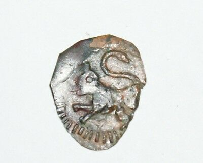 1/8 real??? 1820 - 1830  ND. copper
