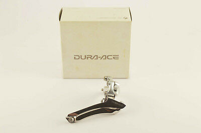 NEW Shimano Dura-Ace #FD-7700 clamp-on front derailleur from 1997 NOS/NIB