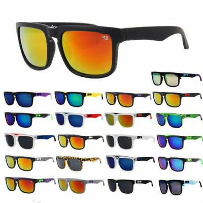 Outdoor Sports Fashion Unisex Men Women Retro Block Cycling Helm Sunglasses Hot