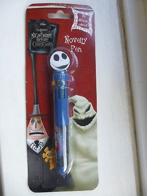 The  Nightmare  Before  Christmas  Novelty  Pen  Collector