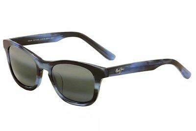 5f9ad2edd0 Genuine Nibs Maui Jim Men s Sunglasses Maui Blue Frame Ntrl Grey Lens From  Japan
