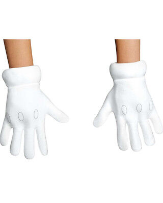 Super Mario Brothers Kids Gloves One Size