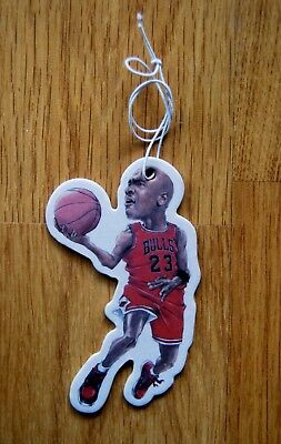Michael Jordan Chicago Bulls Car Air Freshener #23 NBA