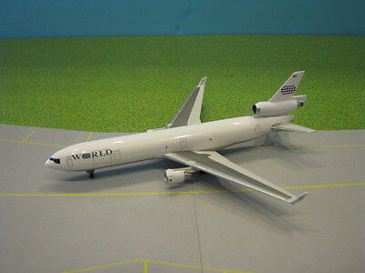 Dragon Wings Jet-X World Airways Cargo Md-11F 1:400 Scale Diecast Metal Model