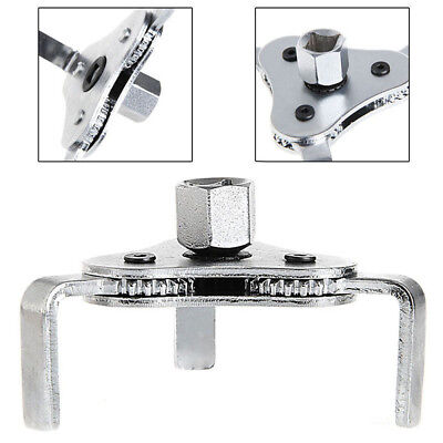Universal Auto Tool 3 Jaws Two Ways Oil Filter Wrench Spanner Remover Adjustable