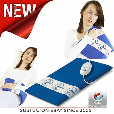 Beurer HK63 Rheumatherm Body Muscle Pain Relief Magnetic Turbo Heating Pad│100W│