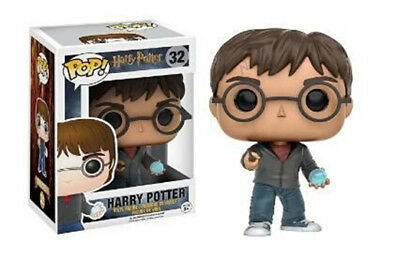 Harry Potter Prophecy Vinyl Action Figure Pocket Keychain Collectible Toys POP