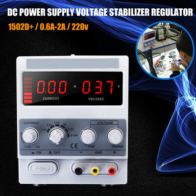 1502D+ DC Power Supply LED Display Mobile Phone Repair Power Test Regulated
