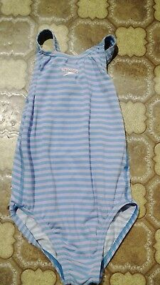 girl size 6 Swimmers/Bathers racing back speedo strippey