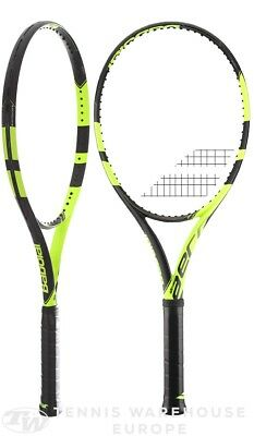 Babolat Pure Aero (Grip L4) 2017 Tennis Racket- AS NEW