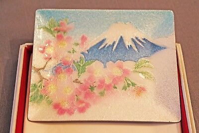 Hinode Cloisonne Tray